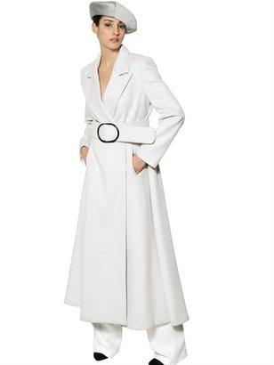 Giorgio Armani Double Wool Cashmere Coat