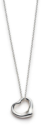 Tiffany & Co. Elsa Peretti®:Open Heart Pendant