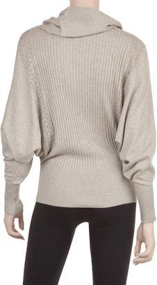 Max Studio Cowl Neck Sweater