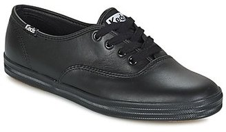 Keds CHAMPION CVO women's Shoes (Trainers) in Black