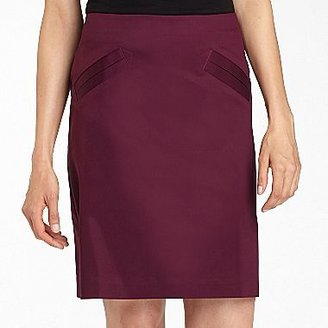 JCPenney Worthington® Short Sateen Skirt