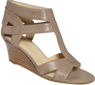 Nine West Shoes, Pipin Hot Wedge Sandals