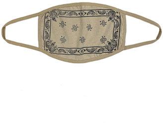 PROFOUND Reusable Bandana Paisley Cotton Face Mask