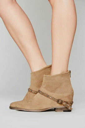 Free People Catarina Martins Golden Twilight Ankle Boot