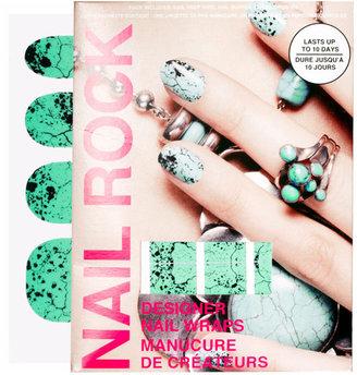 Nail Rock Jade Quail Nail Wraps