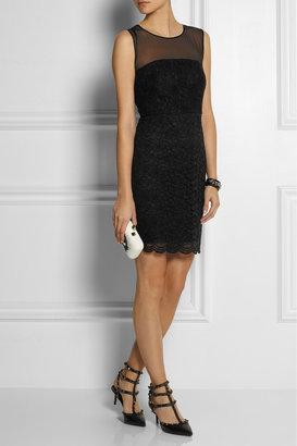 Diane von Furstenberg Nisha lace dress