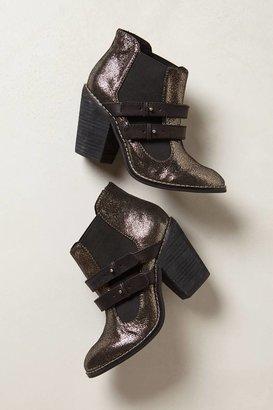 Anthropologie Elbaz Leather Booties