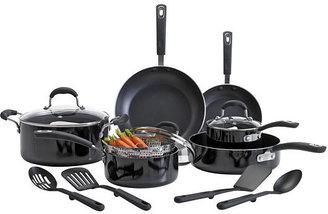 JCPenney Cooks 14-pc. Porcelain Enamel Nonstick Cookware Set
