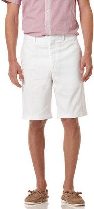 Perry Ellis Linen Cotton Short