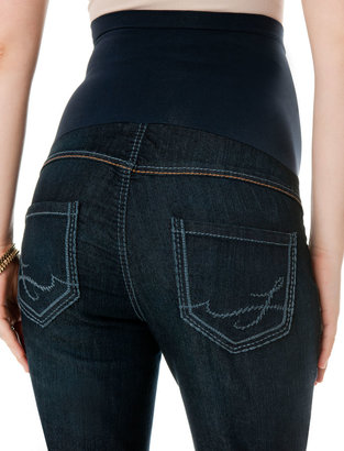 Motherhood Secret Fit Belly® 5 Pocket Baby Boot Maternity Jeans