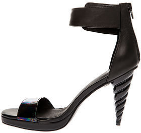 Jeffrey Campbell The Pegasus Shoe in Black Oil Spill (Exclusive)