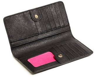 Juicy Couture Sophia Leather Continental Wallet