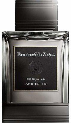 Ermenegildo Zegna Men's Essenze Peruvian Ambrette