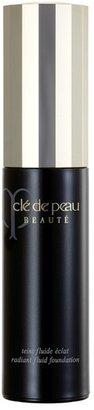Cle De Peau Beaute Radiant Fluid Foundation Spf 24 - B10 (Beige) $125 thestylecure.com