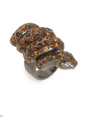 BaubleBar Fire Serpent Ring