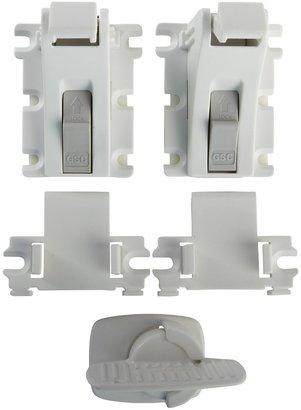 KidCo Adhesive Mount Magnet Lock - Starter Set