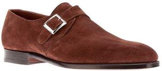 Crockett Jones Crockett & Jones 'Saville' monk shoe