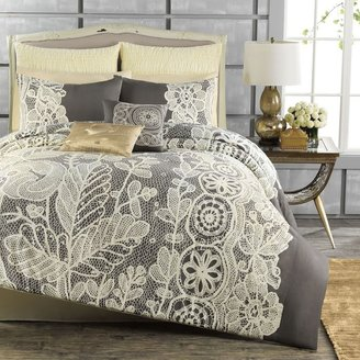Bed Bath & Beyond AnthologyTM Madeline Reversible Comforter and Sham Set