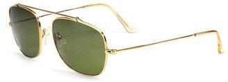 Super Metal Frame Sunglasses
