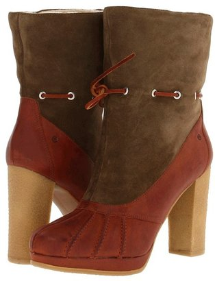 Rockport Courtlyn Duck Bootie