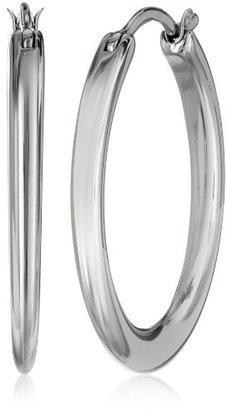 Fossil Stainless Steel Hoop Earrings