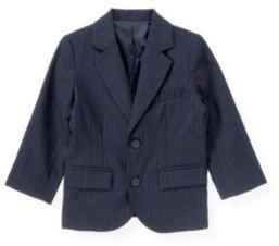 Janie and Jack Pinstripe Suit Blazer