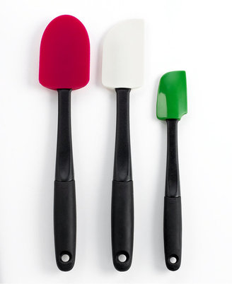 OXO Spatula Set, 3 Piece Silicone