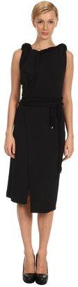 DSquared DSQUARED2 - S72CT0857S21943900 Dress (Black) - Apparel