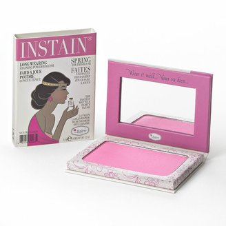 TheBalm Instain Long-Wearing Staining Powder Blush $22 thestylecure.com