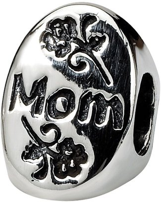 Trilogy Prerogatives Sterling Silver #1 Mom Oval Bead