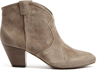 Ash Stone Suede Jalouse Boots