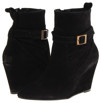 Charles by Charles David Esme (Black Suede) - Footwear