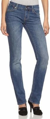 Mustang Women's Straight Fit Jeans - - 32/34 (Brand size: 32/34)