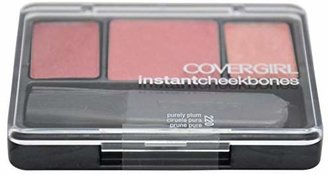CoverGirl Instant Cheekbones Contouring Blush Purely Plum 220, 0.29 Ounce Pan $7.50 thestylecure.com