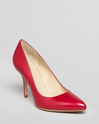 Joan & David Pointed Toe Pumps - Zevida High Heel