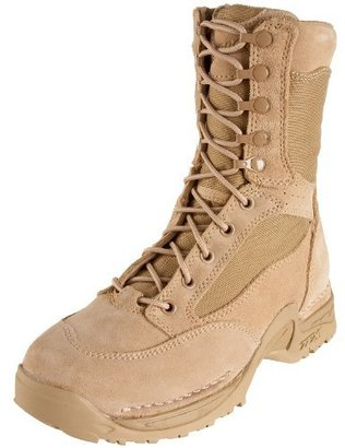 Danner Women's Desert Tfx Rough Out Tan Women'S Hot Military Boot