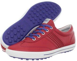 Ecco Golf Street Sport (White/Danube) - Footwear