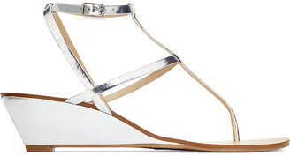 INC International Concepts Women's Maggee Wedge Sandals