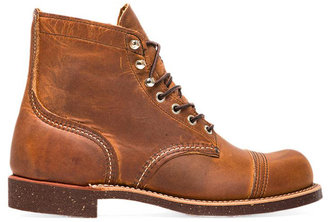 Red Wing Shoes Iron Ranger
