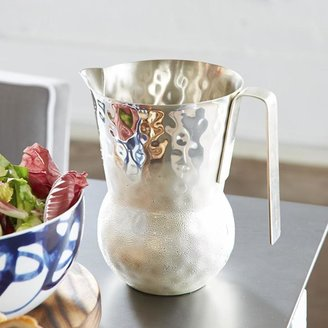 Crate & Barrel Como Pitcher