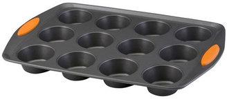 Rachael Ray Yum-O Nonstick 12-Cup Muffin & Cupcake Pan