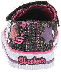 Skechers Shuffles - Superstyle Lights 10286N (Toddler)