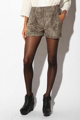 Sparkle & Fade Microsuede Short