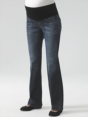 Citizens of Humanity Dita Petite Maternity Bootcut Jeans