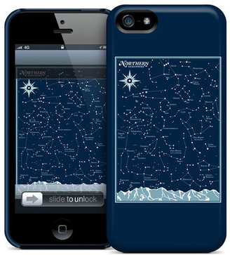 GelaSkins North Star Chart iPhone Case