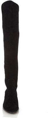 Stuart Weitzman for Scoop - Exclusive Reserve Over-the-knee Suede Boots