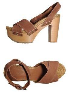 The Saddler Platform sandals