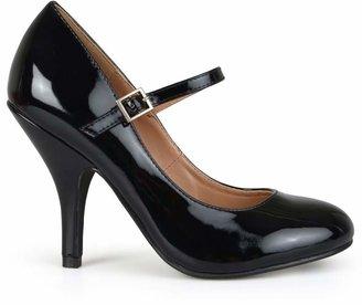Journee Collection Leslie Women's High Heel Mary Janes