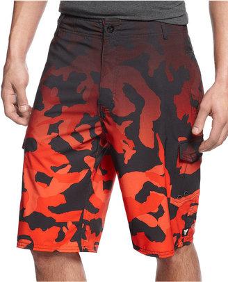 Camo Univibe Shorts, Gunsmith Land-to-Water Shorts