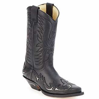 Sendra CLIFF women's High Boots in Black